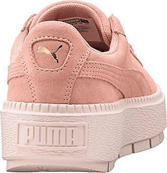 Puma Platform Trace Damen Sneaker Peach Beige-Pearl 4.5 4831f51c1b
