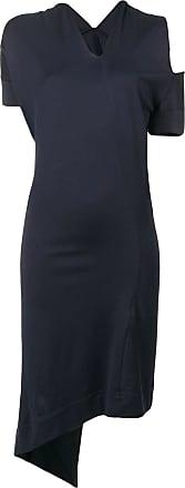 Vivienne Westwood asymmetric fitted dress - Blue