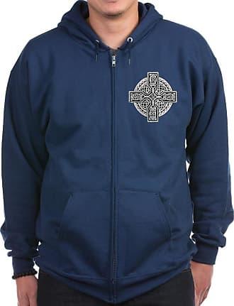 Benedictine Medal Hoodie CafePress Pullover Hoodie