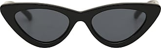 Le Specs Sunshades eyewear - le specs Adam selman the last lolita sunglasses SMOKE MONO U