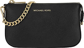 Michael Kors Pochette - Medium Chain Pouchette Black - black - Pochette for ladies