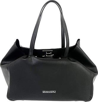 Ermanno Scervino womens bag 945 GIOVANNA TOTE black