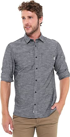 Jack & Jones Camisa Jack & Jones Slim Mescla Cinza