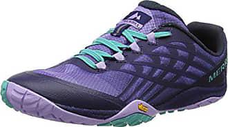 size 40 9e885 78925 Merrell Trail Glove 4 - Chaussures de course - Femme - Violet (Aura très de