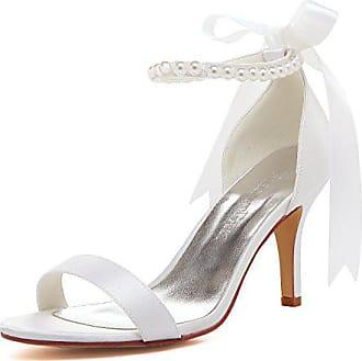 f98efa71112b6 Sandaletten (Elegant) in Weiß: Shoppe jetzt bis zu −70% | Stylight