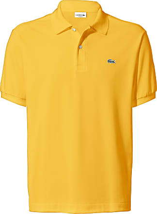 Lacoste Polo shirt Lacoste yellow