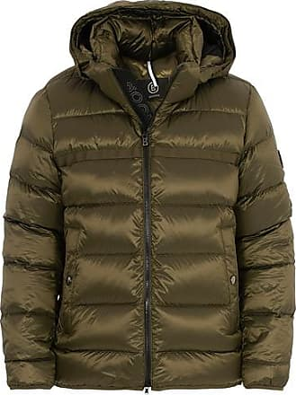 IKAT Reversible Down Jacket Black