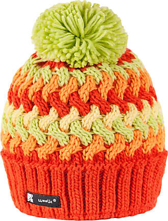 morefaz WOOLY Knitted Cookies Style Beanie Hat with Ponpon Mens Womens Winter Warm SKI Snowboard Hats (Cookies 41) MFAZ Morefaz Ltd
