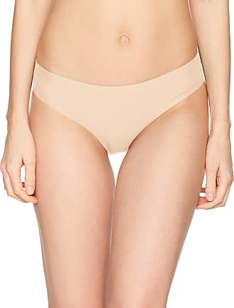79839f0054a58 Schiesser Womens Slip Brazilian Knicker, Beige (Nude 410), UK 12