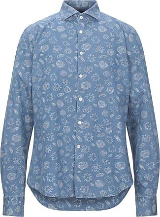 Yes-Zee DENIM - Jeanshemden auf YOOX.COM