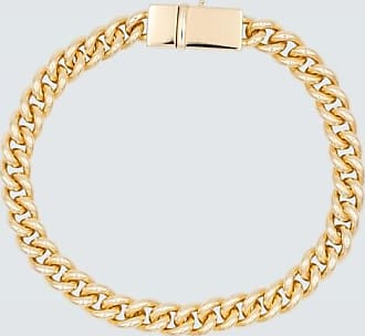 Tom Wood Rounded curb gold-plated bracelet