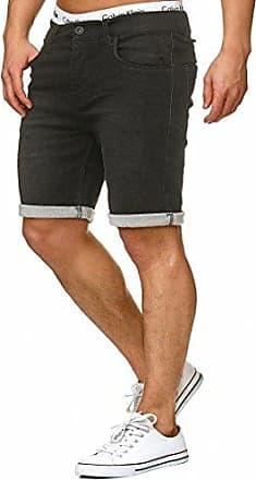 Superdry Damen Shorts Kurze Hose Bermuda Sommerhose Regular Fit Baumwollmischung