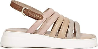 Fiorelli Womens Silvia Putty Mix Open Back Shoes