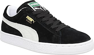cd22532729655 Puma Baskets   Tennis mode PUMA Suede Classic velours Femme Noir