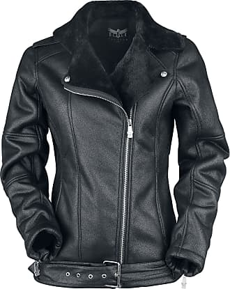 Mode geringster Preis beste Qualität Kunstlederjacken für Damen − Jetzt: bis zu −60% | Stylight