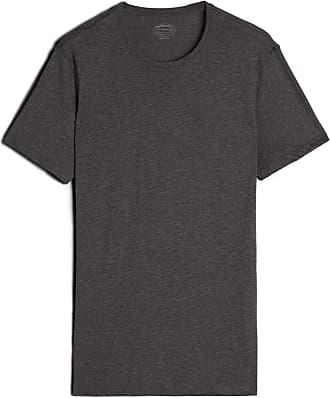 intimissimi Mens Short-Sleeve Crew-Neck T-Shirt in Extra-Fine Supima Cotton