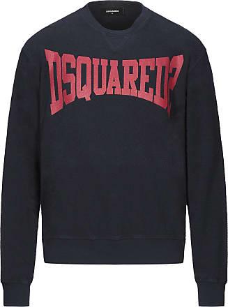 Dsquared2: Blauw Fleece Truien nu vanaf € 168,00 | Stylight