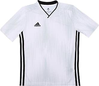 adidas Performance Camiseta adidas Menino Liso Branca