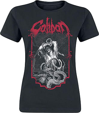Caliban Gravity - T-Shirt - schwarz