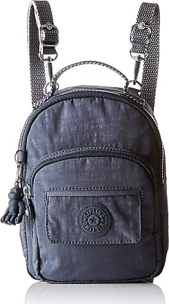 Kipling Womens Alber Backpack 16 x 21.5 x 10.5 cm Grey Size: One size