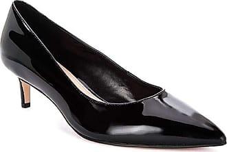 Nine West Fina Black Patent Pumps Black Size: 6 UK
