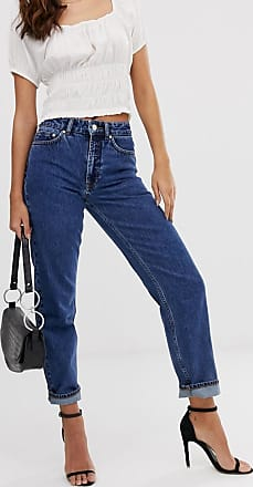 Vero Moda Aware - Mom-Jeans-Blau