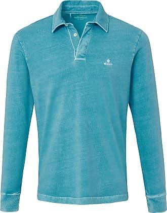 GANT Polo shirt GANT turquoise