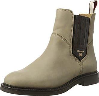 G2439 GANT Boots EU AshleyChelsea FemmeBeigeTaupe xBrodeCW