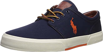 Polo Ralph Lauren Mens Faxon Low Faxon Low Blue Size: 6.5 UK