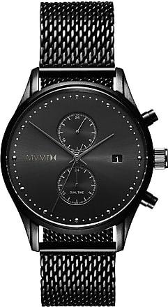 Vivara Relógio MVMT Masculino Aço Preto - D-MV01-BL2