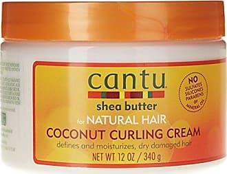 Cantu Shea Butter Coconut Curling Cream, 12 Ounce (Pack of 7)