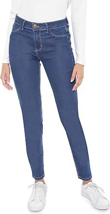 0a90ae175 Hering Calça Jeans Hering Skinny Prespontos Azul