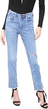 Carmim Calça Jeans Carmim Reta Brasilia Azul