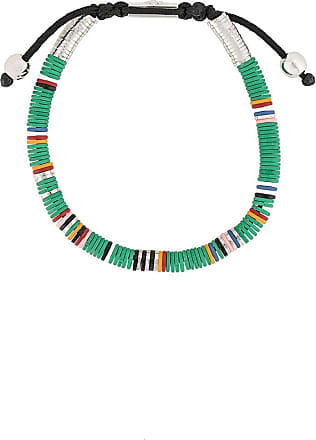 Nialaya beaded style bracelet - Green