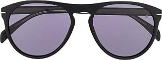 David Beckham Óculos de sol DB 1008/S - Preto