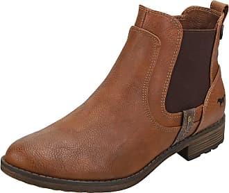 Mustang Womens 1265-501-301 Chelsea Boots, Brown (Kastanie 301), 7.5 UK