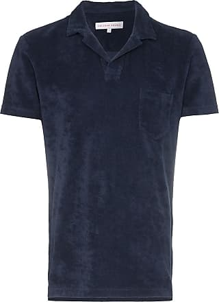 Orlebar Brown Camisa polo - Azul