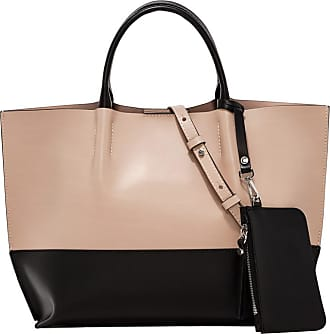 Gianni Chiarini twenty medium nude black shopping bag