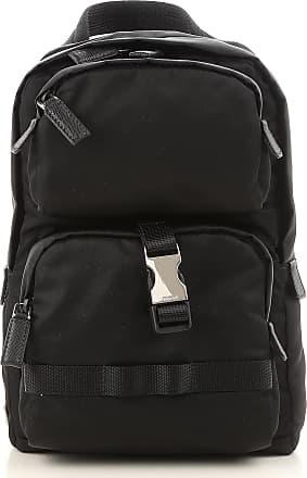 64ebc1b2e861 canada prada backpack for men black nylon 2017 one size b3d38 1ba57