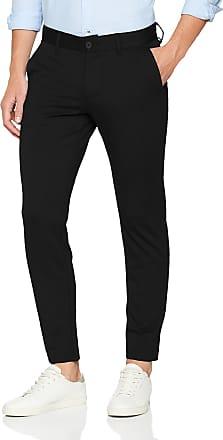 Only & Sons Mens Onsmark Pant Gw 0209 Noos Trouser, Black (Black Black), W34/L32 (Size: 34)