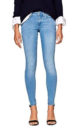 EDC by Esprit edc by ESPRIT Womens 998cc1b826 Skinny Jeans, (Blue Light Wash 903), W26/L30 (Size: 26/30)