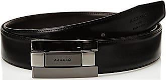 f67a99a66bd Azzaro Azzaro 1391050 - Ceinture - Uni - Homme - Noir (Noir Marron)