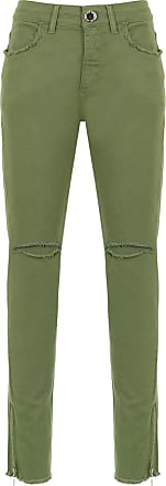 OLYMPIAH Lima jeans - Green