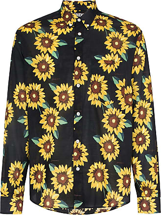 Jacquemus Sunflower shirt - Black