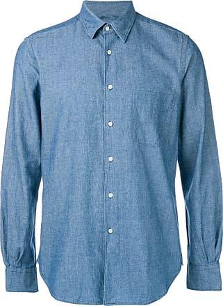 Aspesi basic shirt - Azul