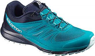 Salomon Womens Sense Pro 2 W Trail Running Shoes, Blue (Enamel Blue/Navy Blazer/Eggshell Bl 000), 9.5 UK