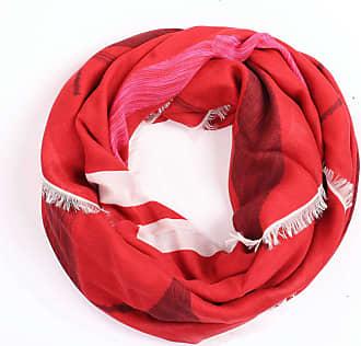 Valentino Scarf Red