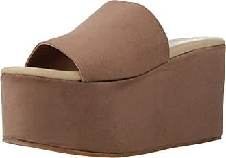 Yellow Women Sandals and Slippers Women Lombok Brown 5.5 UK