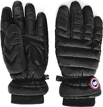 Canada Goose Ladies Lightweight Gloves Guanti Donna | nero