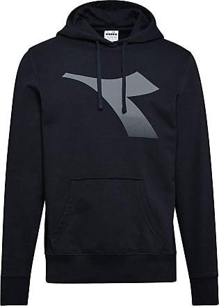 Diadora Fleece Hoodie Sweat FREGIO for Man (EU XL)
